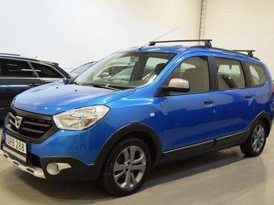 begagnad Dacia Lodgy 1.5 dCi 109HK 7-Sits Drag Navi