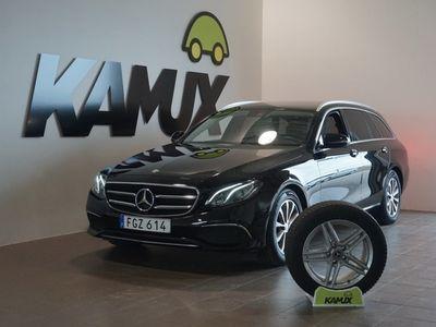 begagnad Mercedes E200 d 200d Aut | SÖNDAGSÖPPET 1/3 S&V-Hjul | 150hk