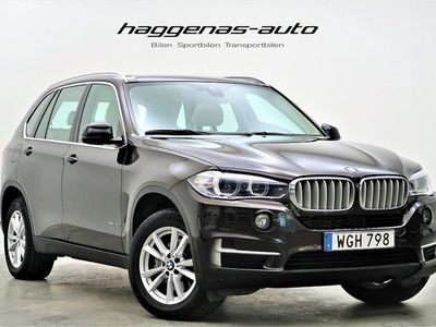 begagnad BMW X5 XDrive 40e / Panorama / NAVI