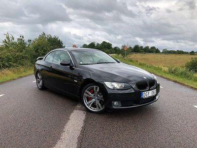 begagnad BMW 335 i Convertible Manuell, 306hk Comfort