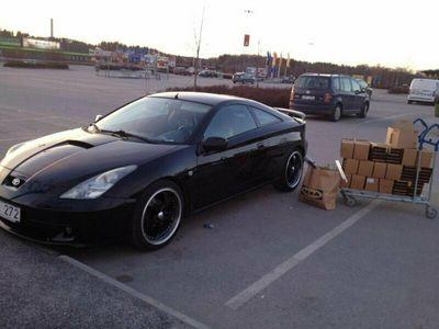 begagnad Toyota Celica
