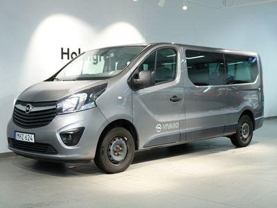 begagnad Opel Vivaro L2H1 1.6 CDTi Bi-Turbio 125hk 9-Sits