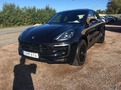 begagnad Porsche Macan GTS PDK PANORAMA Euro 6 360hk