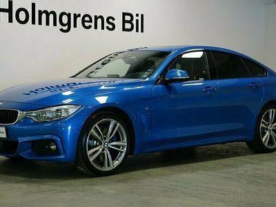 begagnad BMW 440 i xDrive Unik M-Sport Navi Drag Keyless Hud HK