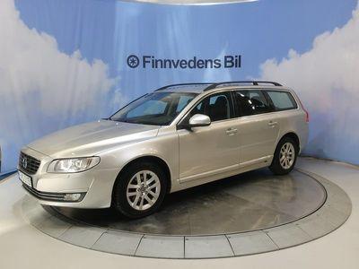 begagnad Volvo V70 D4 Momentum BE,v-hjul/polestar/drag