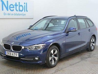 begagnad BMW 320 d xDrive Sport line 190hk Drag / Moms