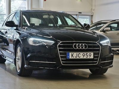 begagnad Audi A6 TDI S-Line Ultra Sport Edition, Ambition 190hk!