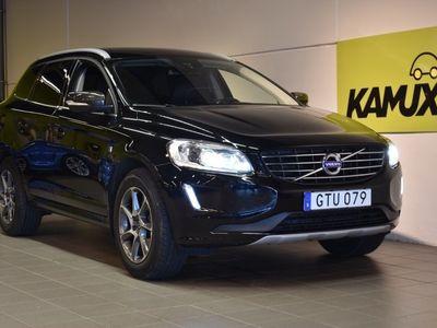 begagnad Volvo XC60 D4 AWD Ocean Race Business Drag