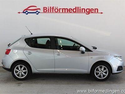 usado Seat Ibiza 1.6 105hk Drag AUX Farthållare