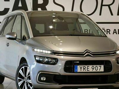 begagnad Citroën Grand C4 Picasso 1.2 PureTech Feel 7 - sits