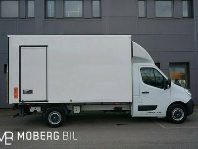 begagnad Renault Master 2.3 dCi 170hk Volymskåp BG-lyft B-Kamera