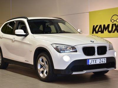 begagnad BMW X1 xDrive20d E84 177hk Aut Comfort SoV