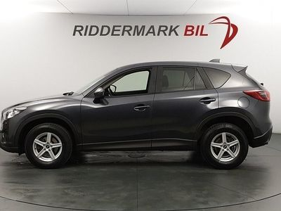 begagnad Mazda CX-5 2.2/ NAVI/ NYSERVAD/ EU6