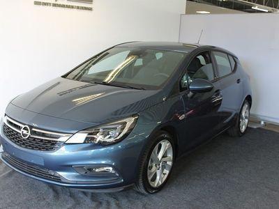 begagnad Opel Astra Dynamic 5D Kombikupé 1.4 Turbo -17