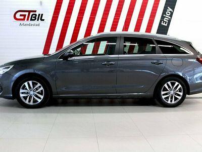 begagnad Hyundai i30 CW 1.4 T-GDi 140 DCT Eu6 Premium *Se utrustning