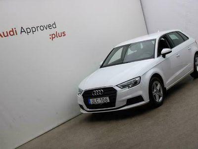 begagnad Audi A3 Sportback 1.5 TFSI 150HK