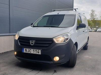 begagnad Dacia Dokker lågmil diesel