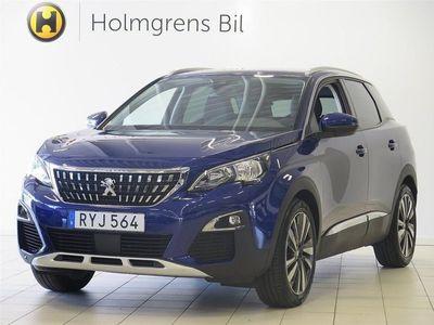 begagnad Peugeot 3008 1.6 BlueHDi Allure 120hk Drag Värmare