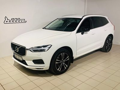 "begagnad Volvo XC60 D5 AWD Business Advanced MB 19"", Drag, 360 Kamera"