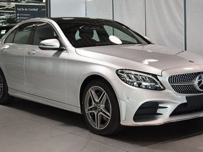 begagnad Mercedes C220 D 4M SEDAN Demobil