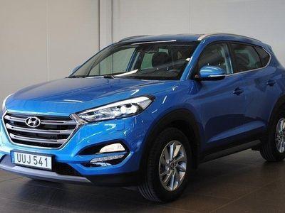 begagnad Hyundai Tucson 1.6 177 hk Comfort+