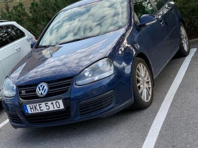 begagnad VW Golf V GT SPORT