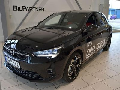 begagnad Opel Corsa Automat 130HK GSI