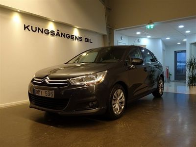 begagnad Citroën C4 1,6 Hdi Automat Sv-såld 1-års garanti 2,95%