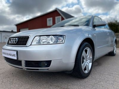 begagnad Audi A4 Sedan 2.0 Automat Drag 358kr/mån 2ägare
