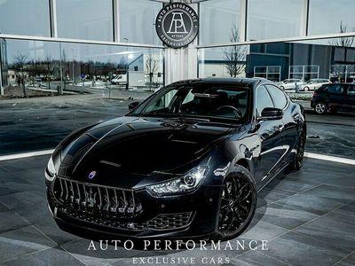 begagnad Maserati Ghibli / Fri hemleverans /