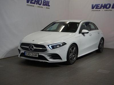 begagnad Mercedes 200 A-KlassAut AMG Line Premiumpaket