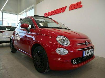 begagnad Fiat 500C 1.2