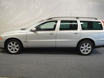 begagnad Volvo V70 2,4 CNG / MAN / 140 HK / DRAG -05