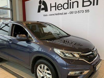 begagnad Honda CR-V 2.0 i-VTEC 2WD 155hk | VINTERHJUL | DRAGKROK