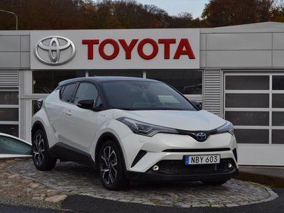begagnad Toyota C-HR 1.8 Hybrid, Style, teknikpaket, Aut
