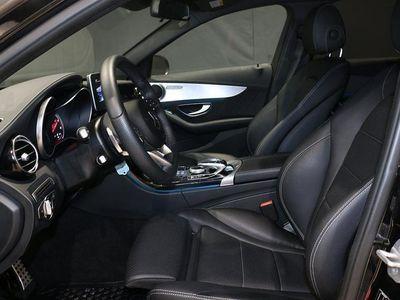 begagnad Mercedes C220 D 4-Matic AMG Sport-Pkt