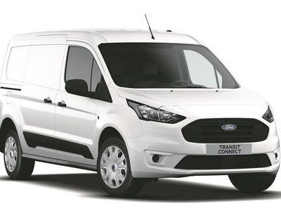 begagnad Ford Transit Connect L1 Trend 1.5td100hk Euro6.2 M6 FWD