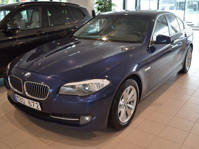 gebraucht BMW 520 d Sedan / Läder / HiFi (184hk)