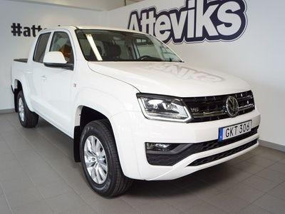 begagnad VW Amarok TDI 204hk Aut/4M Drag/Värma -18
