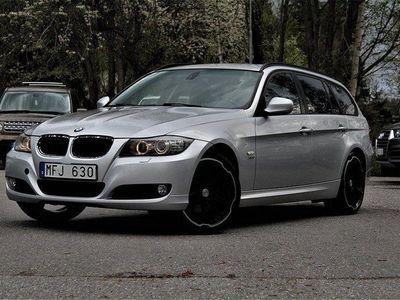 begagnad BMW 320 d XDRIVE AUTO SV-SÅLD 184HK
