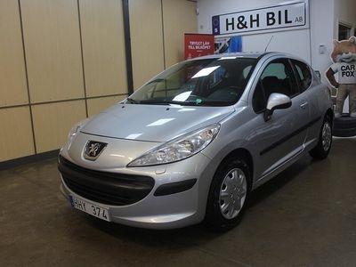 begagnad Peugeot 207 3-dörrar 1.4 88hk 0 KONTANT