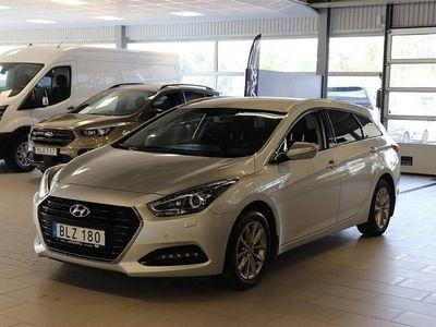 begagnad Hyundai i40 HyKi 1.7 CRDi M6 Comfort Plus