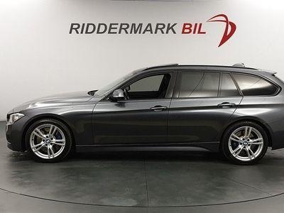 begagnad BMW 330 d Touring M-Sport Skinn Panorama Drag