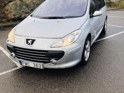 begagnad Peugeot 307 1.6 HDI Besiktigad