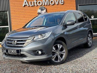 begagnad Honda CR-V 2,2 DTEC Executive AWD