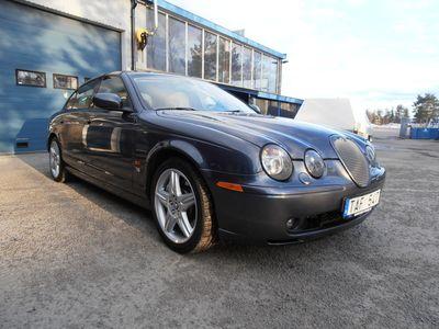 begagnad Jaguar S-Type Supercharged 4.2 2003