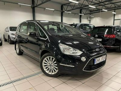 begagnad Ford S-MAX 2.2 TDCi 7-sits 200hk 1 Ägare