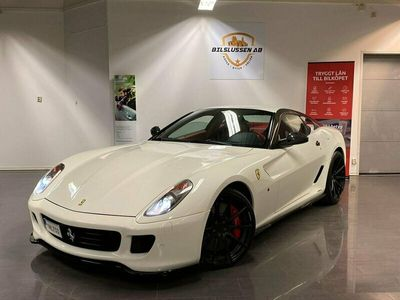 begagnad Ferrari 599 GTB 6.0 V12 Sekventiell 620hk