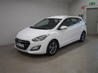 begagnad Hyundai i30 1,6 CRDi Kombi