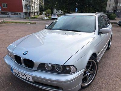 begagnad BMW 530 i Touring Automat 231hk A/c 0% Ränta
